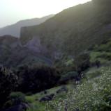 At the Ermita de las Nieves