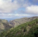 The North Coast of La Gomera
