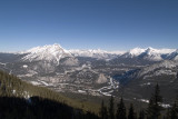 Sulphur Mountain - North View