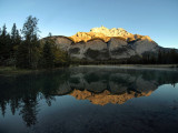 Cascade Ponds Sunrise