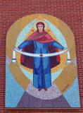 Ukranian Church Mural