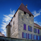 45 unplanned minutes in Avenches in a bright Spring day....