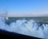Lake personal rainbow
