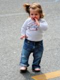 Brave Little Girl 1