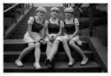 Classic-Look Trio