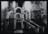 bimah and aron ha-kodesz in 1913, synagogue Szydlow