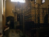 The Remuh Synagogue, interior