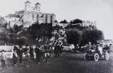 first motor car in Tyniec
