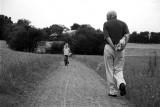 På tur med morfar