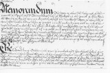 Thomas Boyte Will 1657 England