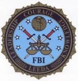 FBI LEEDA-LEEDS #21 1990