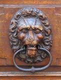 le lion butoir