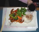 Les Crevettes sel et poivre du Café Shangaï