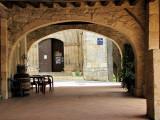 Bastide et arcades