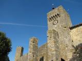 Les tours carrées de Larressingle