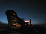 Nuit de décembre sur l'Onondaga
