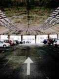 le parking à flèche