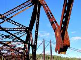pont de fer amputé