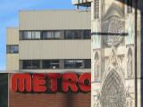 le Metro cathédrale