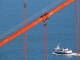 Golden Gate et visite de la baie