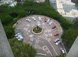 parking de Coit Tower