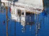 reflets du Leonida  - San Francisco