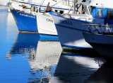 Étraves de pêche