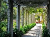 couloir de pergola  -  Pasadena