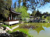les pavillons chinois