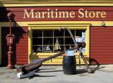 Maritime store - Hyde street pier