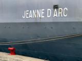 Jeanne d'Arc , le porte-hélicoptère