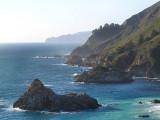 Contrejour sympathique à Big Sur