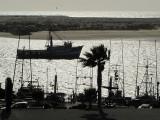 le chenal de Morro Bay