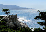 CARMEL-BY-THE-SEA, MONTEREY ET LE 17 MILES DRIVE