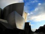 l'oeuvre de Gehry