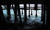 Santa Monica - sous le Pier