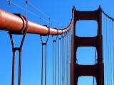 Le cable du Golden Gate