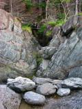 la faille aux rochers