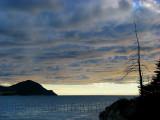 les filets de pêche de l'ile au Flacon