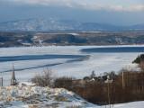 Le fjord et les monts Valin