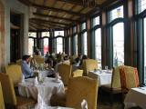 Salle à manger du château Frontenac
