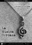 La Música Cercana. V Festival de Música Española