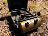 Optimus 11 stove, made in 1940s