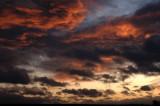 25th November 2009  funny sky