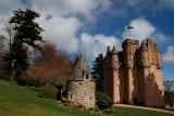 9th April 2008  Craigievar Castle