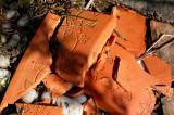 19th April 2008 crushed pots