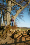 20th April 2008  a tree and me