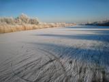 Schaatsen, Molenpolder, Maarsseveen, 22 december 2007