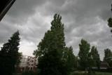 Shelfcloud, DeBilt ,16 juni 2007, 16:27 UT