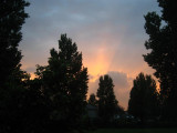 Thunderstorm, DeBilt, 31 may 2007, 19:17 UT